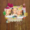 layout featuring Vintage Vogue by Sahlin Studio