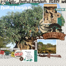 Tree Of LIfe digital scrapbooking page by bestcee using Project Mouse: Animal by Britt-ish Designs and Sahlin Studio