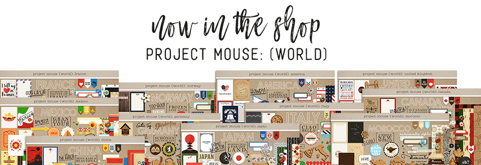 Project Mouse World