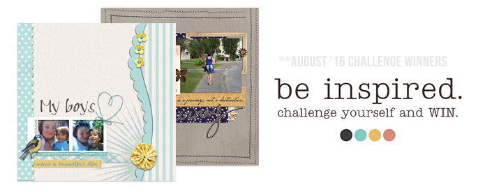 august 16 challenge winners