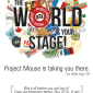 Project Mouse - The World is Your Stage!! Around the World Disney Epcot