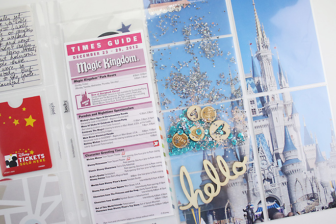 Sahlin Studio Theresa Moxley | Project Mouse Cinderella's Castle