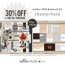 Chesterfield by Sahlin Studio
