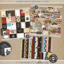 Project Mouse (Pirates) Bundle | by Britt-ish Designs and Sahlin Studio - Perfect for your Project Life / Project Mouse albums!!