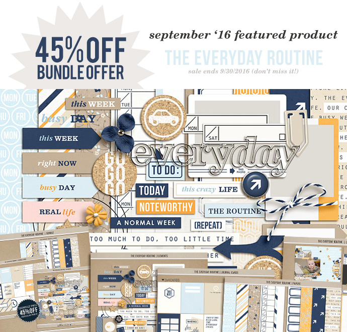 The Everyday Routine Blog Promo September 2016