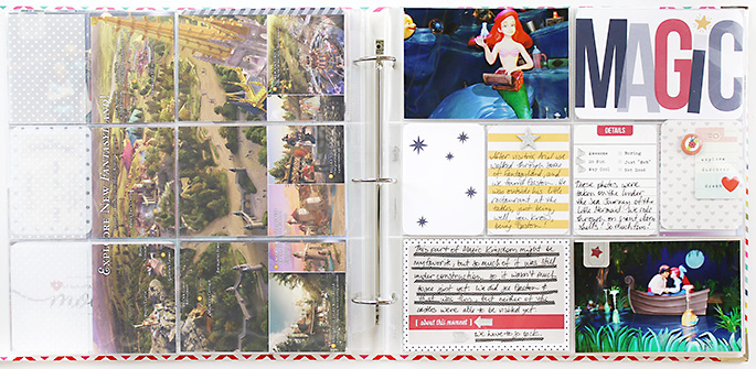 Sahlin Studio Creative Team Theresa Moxley | Disney # 08 Under the Sea
