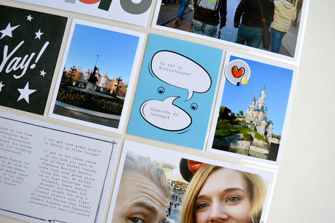 Documenting Disneyland Paris - Amy Challis for Sahlin Studio