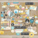 Project Mouse (Beginning): Element | by Britt-ish Designs and Sahlin Studio - Perfect for your Disney / Disneyland Project Life or scrapbook layouts!