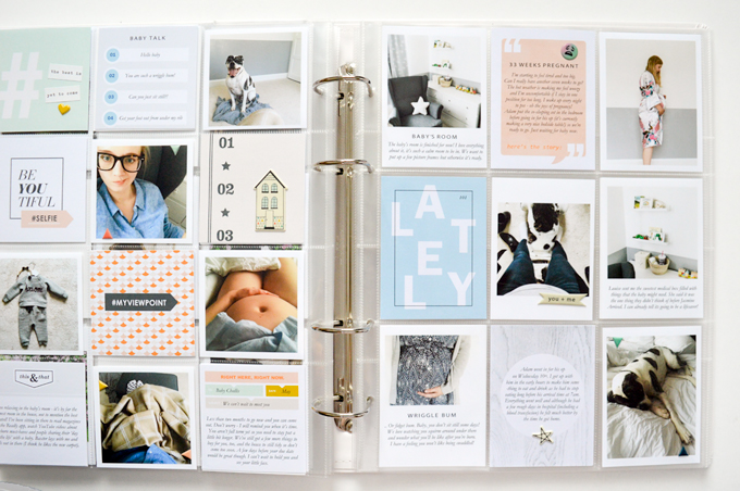 Scrapbooking after a Break - Amy Challis