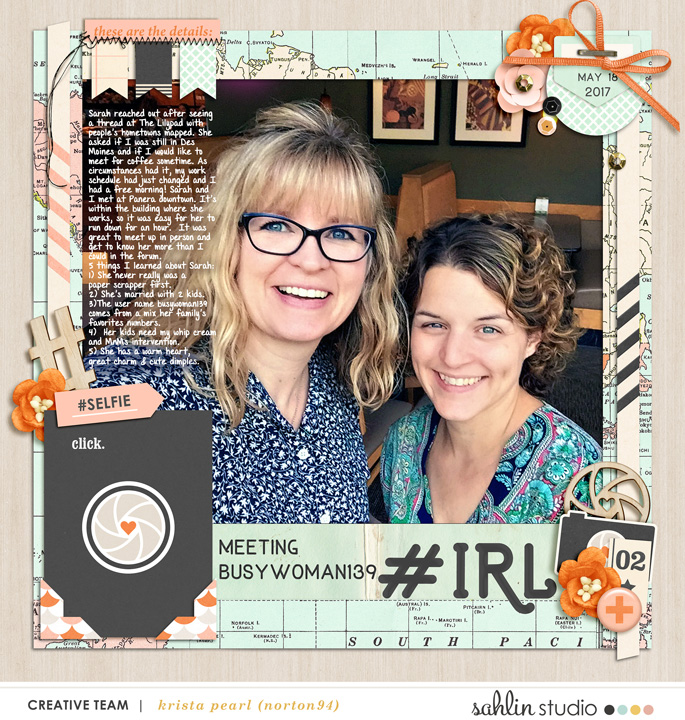 digital scrapbook layout created by norton94 featuring Viewpoint by Sahlin Studio