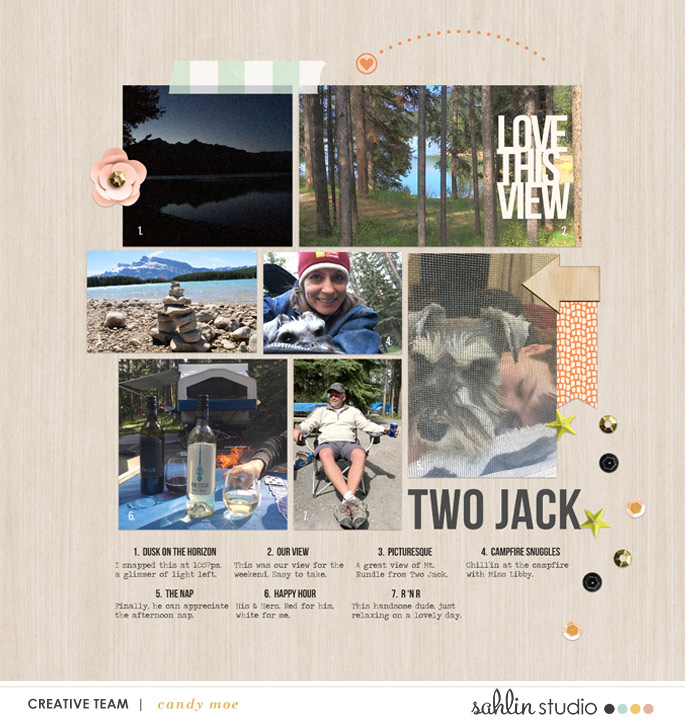 Layout by ctmm4 featuring July 2017 FREE Template by Sahlin Studio