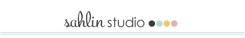 Sahlin Studio website