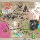 Project Mouse (Christmas): Artsy by Britt-ish Designs and Sahlin Studio - Perfect for your digital scrapbooking, Mixed Media , Journals or Disney Project Mouse albums!!