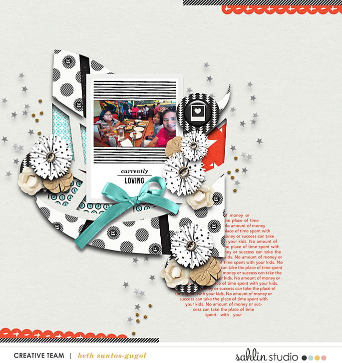 Sahlin Studio | Digital Scrapbooking Designs ...