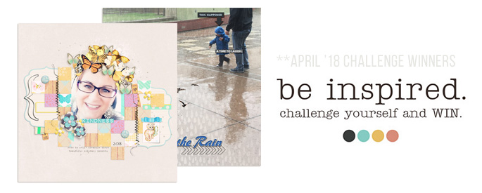 April Blog Challenge Winners