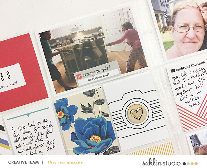 Sahlin Studio Creative Team Theresa Moxley   A Layout ft. Stories Value Kit