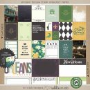 Project Mouse (New Orleans): Journal Cards by Britt-ish Designs and Sahlin Studio - Perfect for your scrapbooking your New Orleans, Tiana, Bayou Moments in your Disney Project Life or Project Mouse album