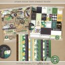 Project Mouse (New Orleans): BUNDLE by Britt-ish Designs and Sahlin Studio - Perfect for your scrapbooking your New Orleans, Tiana, Bayou Moments in your Disney Project Life or Project Mouse album