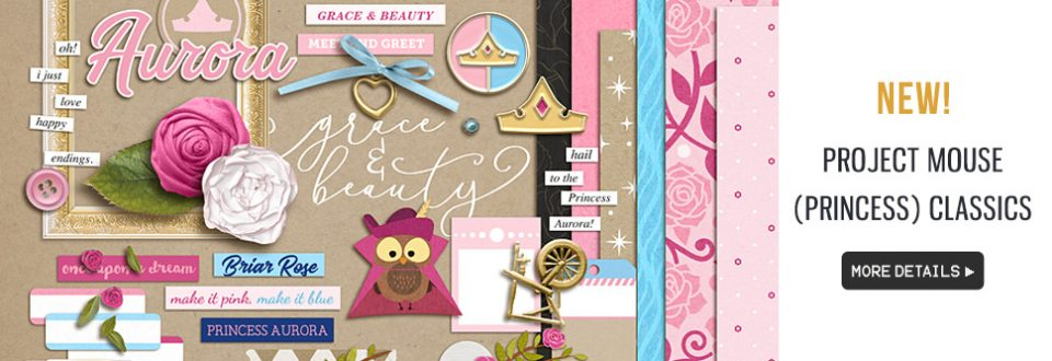 Project Mouse (Princess) Classics by Britt-ish Designs and Sahlin Studio