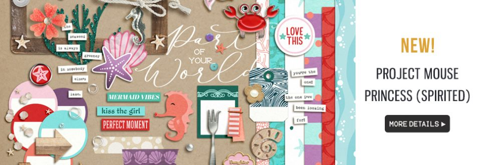 Project Mouse (Princess): Spirited by Britt-ish Designs and Sahlin Studio