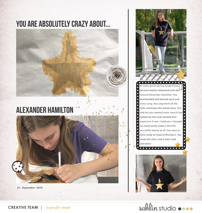 digital scrapbooking layout created by ctmm4 featuring November 2019 FREE Template by Sahlin Studio