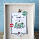 Countdown for Christmas using the digital scrapbook collection Holly Days by Sahlin Studio