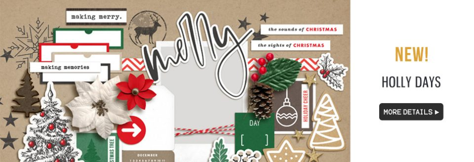 Holly Days by Sahlin Studio