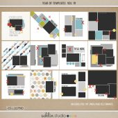 Year of Templates vol. 19 by Sahlin Studio
