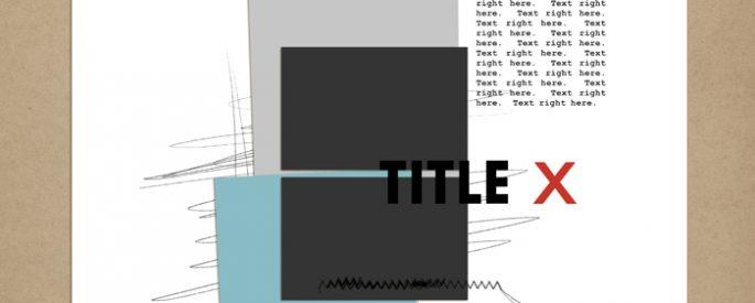 May 2020 Blog FREE Template by Sahlin Studio