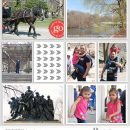 Lets Go Adventure digital Project Life scrapbook page layout using Exploring - a travel collection by Sahlin Studio