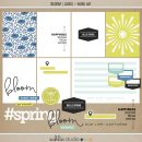Bloom (Cards and Word Art) by Sahlin Studio