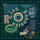 Clan Scotland digital scrapbook page layout using Project Mouse (Princess) Merida   Kit & Journal Cards by Britt-ish Designs and Sahlin Studio