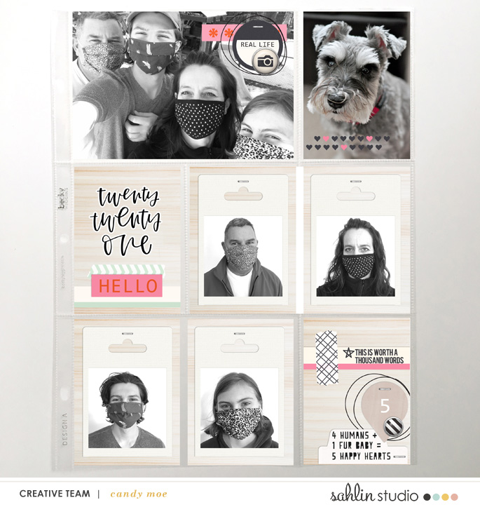 digital scrapbooking layout created by ctmm4 featuring Worth a Thousand Words by Sahlin Stuio