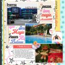 Disney Got Magic Digital Scrapbooking Layout using Project Mouse (Pop) by Britt-ish Designs