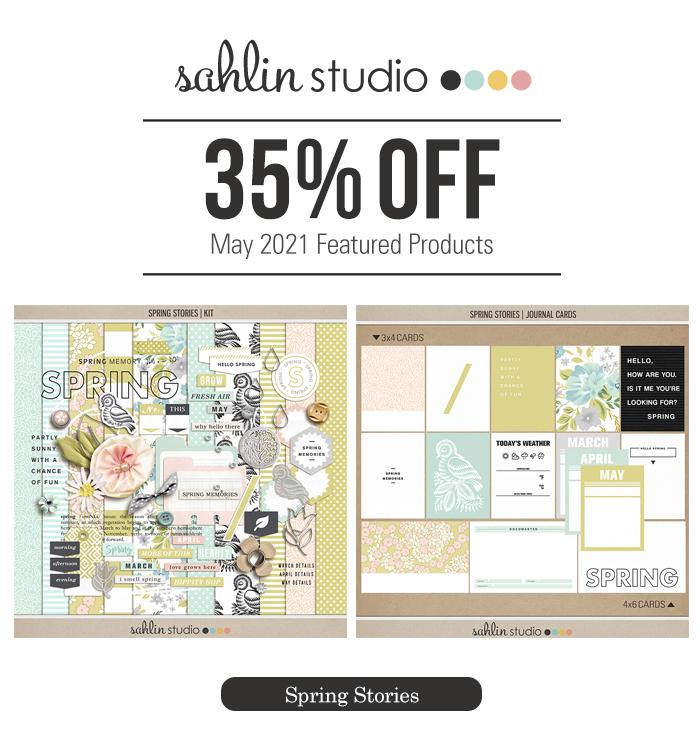 Spring Stories by Sahlin Studio