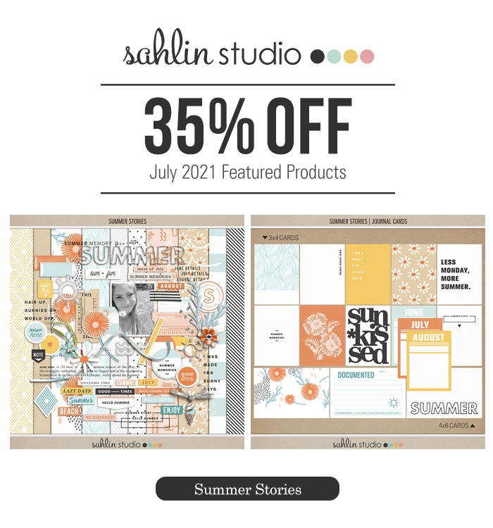 Summer Stories by Sahlin Studio