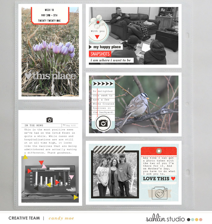digital scrapbooking layout created by ctmm4 featuring You Are Here by Sahlin Studio