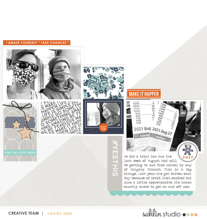 digital scrapbooking layout by ctmm4 featuring September '21 FREE Template by Sahlin Studio