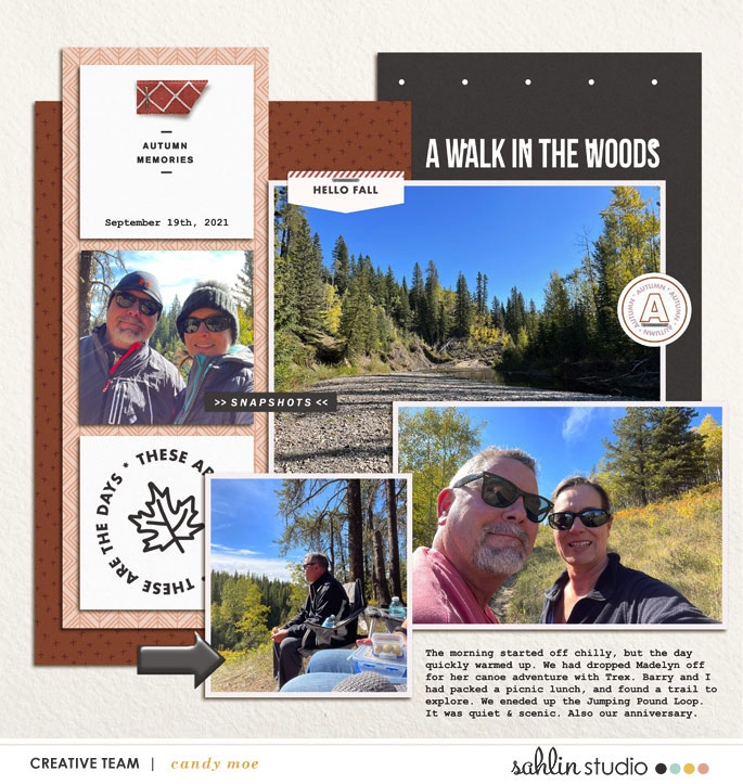 digital scrapbooking layout created by ctmm4 featuring October '21 Free Template by Sahlin Studio