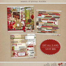 Season of Giving Bundle by Sahlin Studio