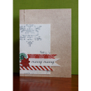 album by mrsski07 featuring Brown Paper Packages (Papers) and Very Merry (Elements) by Sahlin Studio