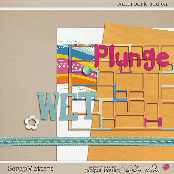 waterpark freebie by sahlin studio and jacque larsen