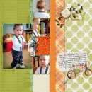 layout by amberr featuring Paper Focus Templates by Sahlin Studio