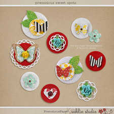 Precocious (Sweet Spots) by Sahlin Studio and Precocious Paper