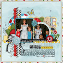 layout by cindys732003 featuring Precocious by Sahlin Studio and Precocious Paper