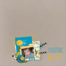 layout by arumrose featuring Embellish: Arrows No. 1 and Insta-Frame Templates by Sahlin Studio