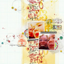 layout by amberr featuring Embellish: Arrows No. 1 and Insta-Frame Templates by Sahlin Studio