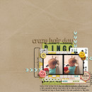 layout by mrsski07 featuring Embellish: Arrows No. 1 and Insta-Frame Templates by Sahlin Studio