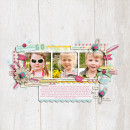 layout by pne123 featuring Embellish: Arrows No. 1 and Insta-Frame Templates by Sahlin Studio