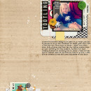 layout by mrsski07 featuring This Makes Me Smile Word Art by Sahlin Studio